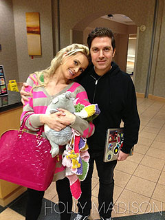 You'll Never Guess What Holly Madison Named Her Daughter | Holly Madison