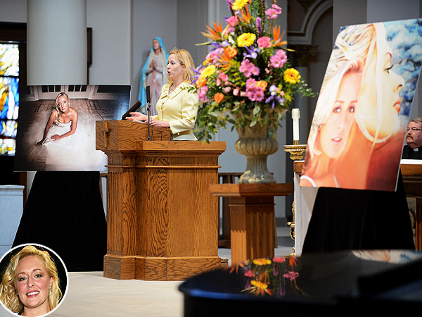 Mindy McCready Memorial Service; Hundreds Remember Dead Country Star