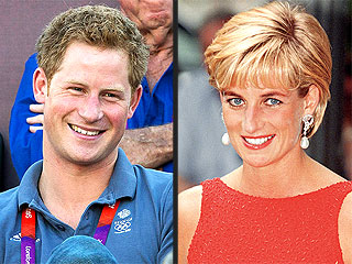 Harry Picks Up Diana's Pet Project | Prince Harry, Princess Diana