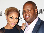 Tamar Braxton Names Son Logan Vincent