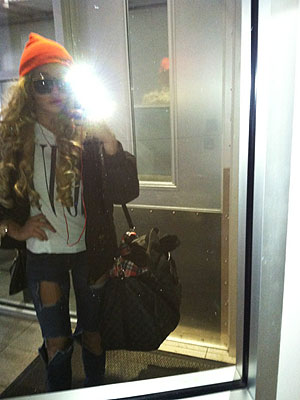 Amanda Bynes Reveals Makeover & Cheek Piercings in Twitter Photos| Health, Bodywatch, Amanda Bynes