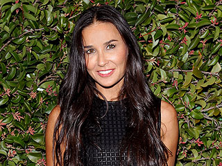 Demi Moore Is &#39;Making a Point&#39; with Divorce Filing | Demi Moore