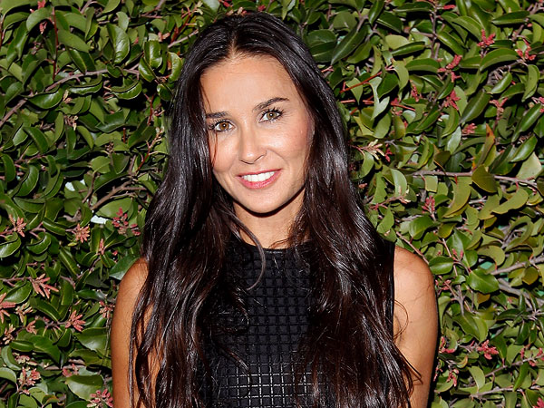 Demi Moore: Is She Dating Her Ex's Father?