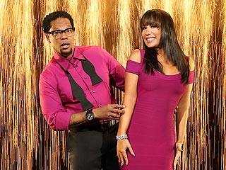 Cheryl Burke Blogs: D.L. Hughley's Attitude Has Changed | D.L. Hughley