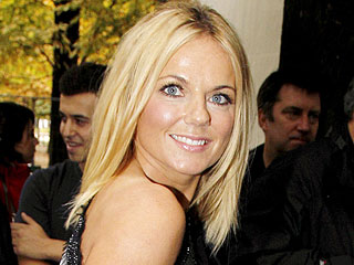 Geri Halliwell Tweets the Tube's 'Not Smelly' on Her First Ride in 17 Years!