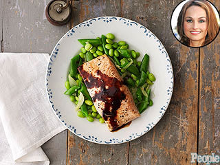 Try Giada&#39;s Sweet & Tangy Baked Salmon | Giada De Laurentiis