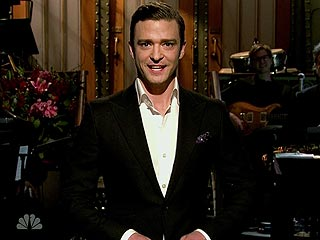VIDEO: Watch Justin Timberlake's Star-Studded SNL Monologue