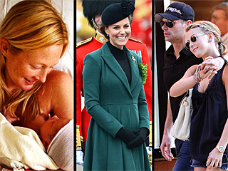Kate Middleton's Baby Talk, a Bunch O' Celebs Salute St. Paddy's Day & More