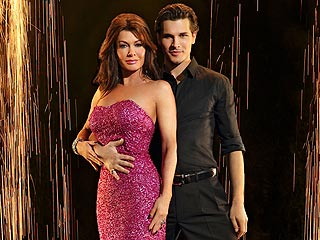 Lisa Vanderpump: My Dancing Partner Is Tough on Me | Lisa Vanderpump