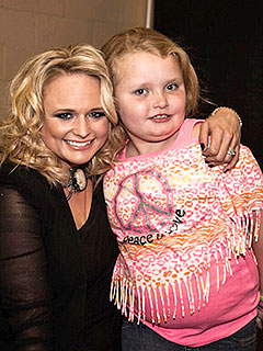 Which Pint-Sized Reality Star Met Miranda Lambert Backstage? | Miranda Lambert
