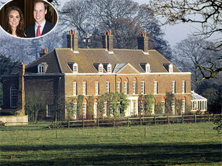 Inside William & Kate's Extreme Makeover, Royal Home Edition