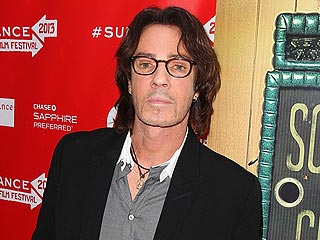 Rick Springfield Calls Police Station 'Home Away From Home'