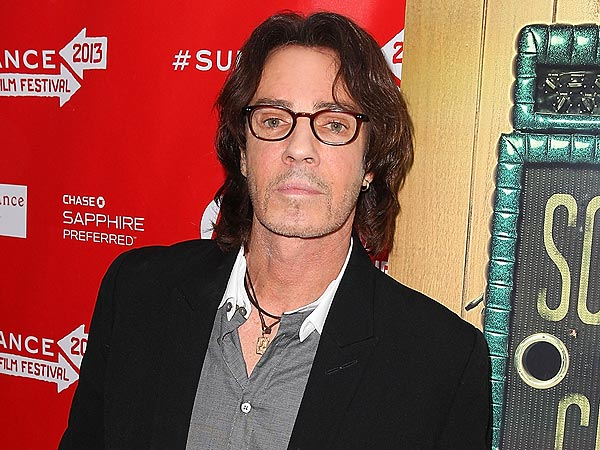 Rick Springfield Arrested