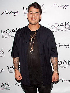Rob Kardashian: I Want to Lose 40 Lbs. by Summer | Rob Kardashian