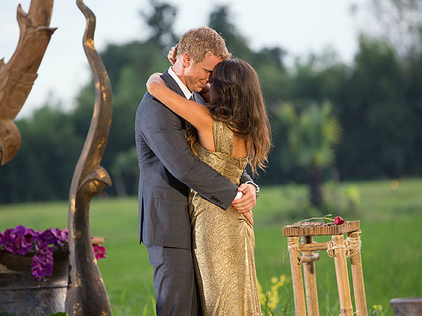 The Bachelor Finale: Sean Lowe and Catherine Giudici Want to Marry on TV