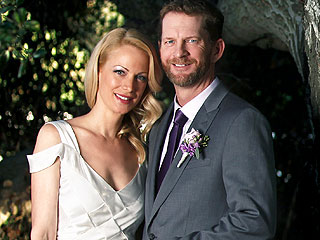 EXCLUSIVE PHOTO: Alison Eastwood Gets Married