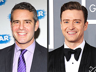 VIDEO: Andy Cohen Spoofs Justin Timberlake at Atlanta Reunion | Andy Cohen, Justin Timberlake