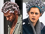 Which Former Sexiest Man Alive Was Seen Out in Little Pink Curlers?