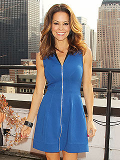 Brooke Burke-Charvet Daughter Heels