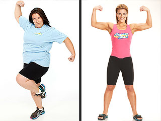 See Biggest Loser Winner Danni Allen at 137 Lbs.
