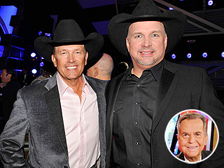Get Excited: Garth Brooks & George Strait Are Performing Together Next Month | Dick Clark, Garth Brooks, George Strait