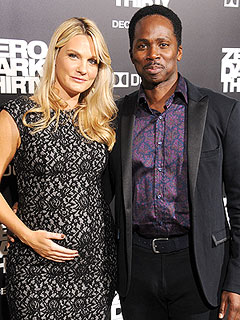 Harold Perrineau Welcomes Daughter Holiday Grace