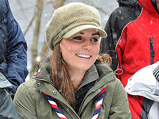 Cub Scouts on First-Name Basis with Kate | Kate Middleton