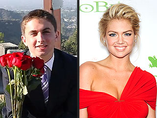 L.A. Teen Asks Kate Upton to Prom, and She's Checking Her Schedule!