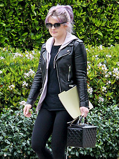 Kelly Osbourne Steps Out for First Time Since Seizure | Kelly Osbourne
