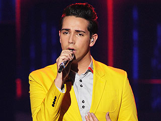 American Idol: Lazaro Arbos Stays, Burnell Taylor Goes