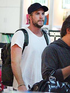 Lost Your Razor? Liam Hemsworth Sports New Look | Liam Hemsworth
