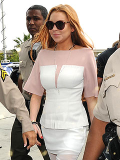 Lindsay Lohan Is Off to Three Months of Locked-Down Rehab | Lindsay Lohan