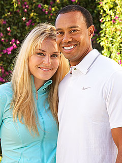 Tiger Woods and Lindsey Vonn: Yes, We're Dating! | Lindsey Vonn, Tiger Woods