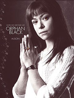 Orphan Black's Characters Revealed| TV News