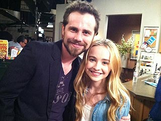 PHOTO: Boy Meets World Cast Meets Girl Meets World!