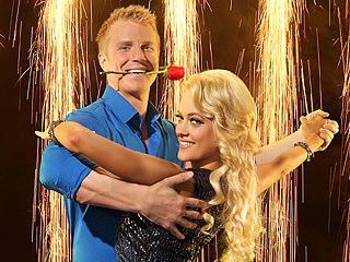 Sean Lowe Eliminated from Dancing with the Stars | Peta Murgatroyd, Sean Lowe