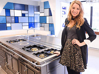 PHOTO: See the Inspiration for Blake Lively's Dream Kitchen | Blake Lively