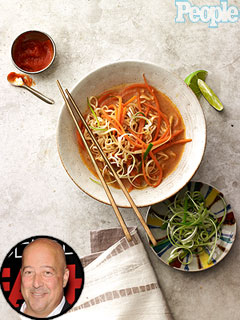How to Make Andrew Zimmern's Ramen Noodles