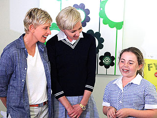Ellen DeGeneres: Portia de Rossi and I Could Move to Australia | Ellen DeGeneres, Portia de Rossi