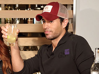 Enrique Iglesias's Easter Cocktail Makes the Holiday Feel Like Vacation