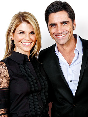 John stamos lori loughlin could they have hooked up in real life
