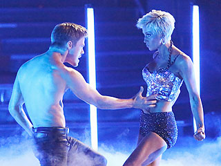 Kellie Pickler Heats Up the DWTS Competition | Derek Hough, Kellie Pickler, Peta Murgatroyd, Sean Lowe