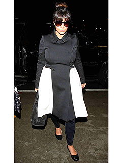 PHOTO: See Kim Kardashian's Most Shocking Wardrobe Choice Yet | Kim Kardashian