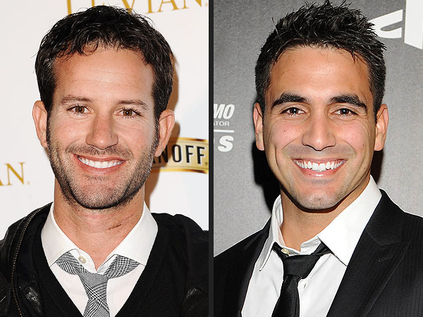 Bachelor & Bachelorette Stars Kiptyn Locke and Roberto Martinez Charity Auction
