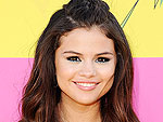 Selena Gomez Reacts to Her Fifth Win at the 2013 Kids' Choice Awards