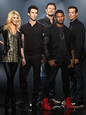 Shakira & Adam Make Tough Cuts in The Voice's Knockout Rounds
