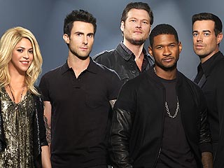 Shakira, Usher Down to One Artist Each in The Voice Top 8 Battle