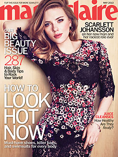 Scarlett Johansson Doesn't Like Jealous Men