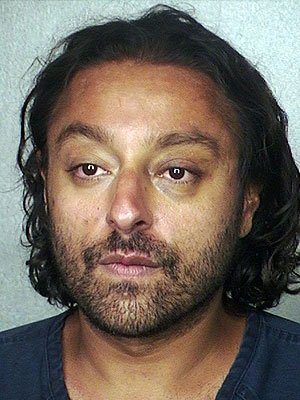 Vikram Chatwal Arrested for Drug Possession and Trafficking| Crime & Courts, Vikram Chatwal, Lindsay Lohan, Padma Lakshmi
