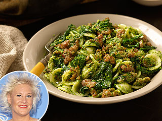 What Anne Burrell Is Cooking the Obamas for Easter